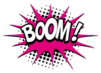 Boom! agence de communication digitale - Think pink, think Boom!