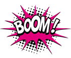 logo Boom promo